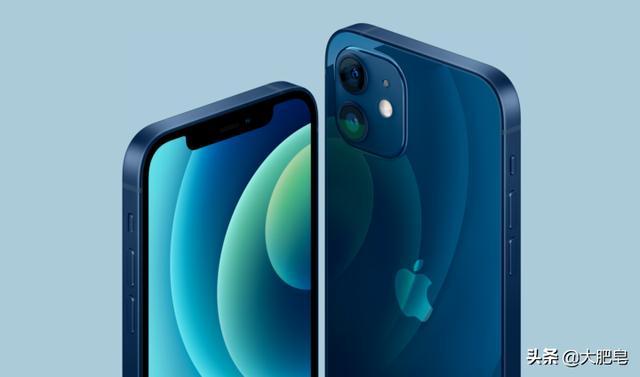 与官网配色不同,蓝色款iPhone 12被吐槽,现已多次反转