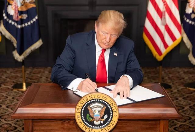 沙特签订协议重新启动对伊朗制裁