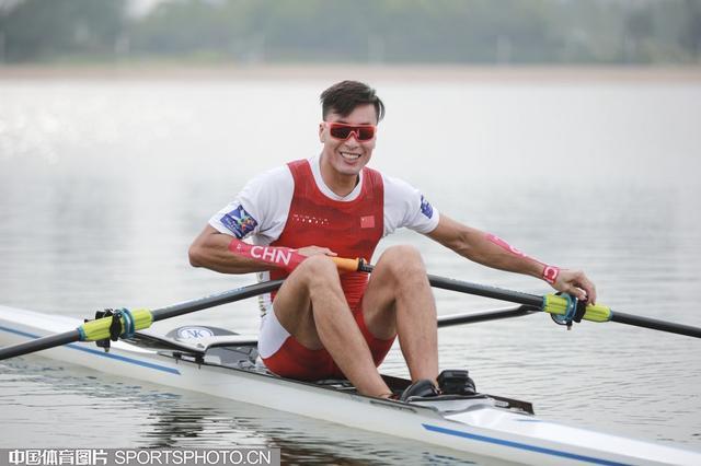33岁赛艇名将张亮:体能是实力强大的保证-第1张