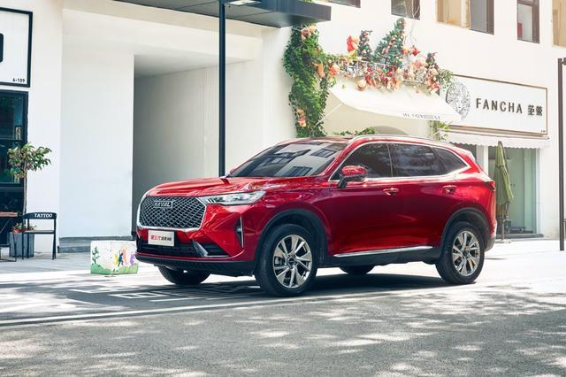 12月SUV销售量榜:自主品牌入选7款,两广州本田暴涨完美收