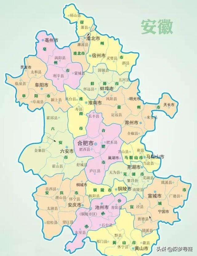 上年安徽省GDP比上海市低贴近1000亿,假如依照一切正常发
