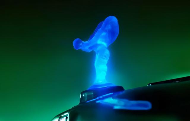 因违反法规,劳斯莱斯水晶女神立标被欧盟禁用!交付完毕车辆也需更换