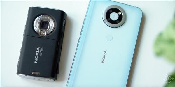 诺基亚N95复刻版工程机曝光:侧滑真全面屏设计