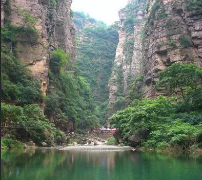 2020想去中国平顶山旅游的景点:中原大佛,漫滩水库,龙潭峡插图3