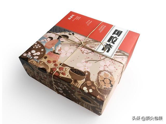 特产礼盒包装设计-强化品牌,才能做好品牌(图3)
