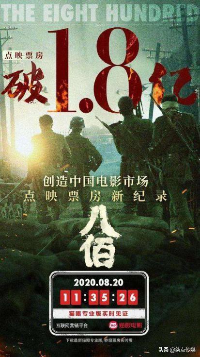一部华语战争片火了,《八佰》好在哪?www.smxdc.net