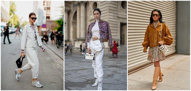 秋季想要穿出新鲜感,不如换件工装夹克,气质丰富款式还多样-第5张