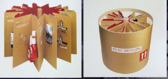 包装纸盒结构类型之——间壁结构,盒底结构和锁口结构(图2)