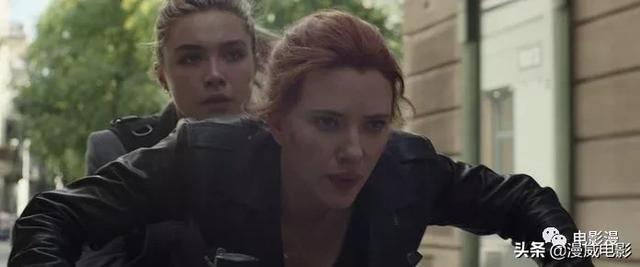 《黑寡妇》发布全新剧照,娜塔莎和叶莲娜联手逃亡?