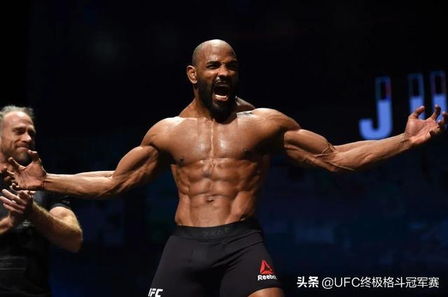 天神肉体:UFC的十大筋肉人-第17张