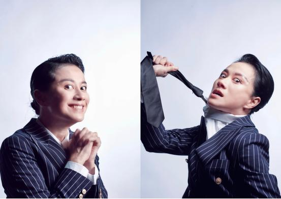 马苏努力复出上《演员请就位》,倪虹洁淡妆出境,眼神都带着戏-第10张