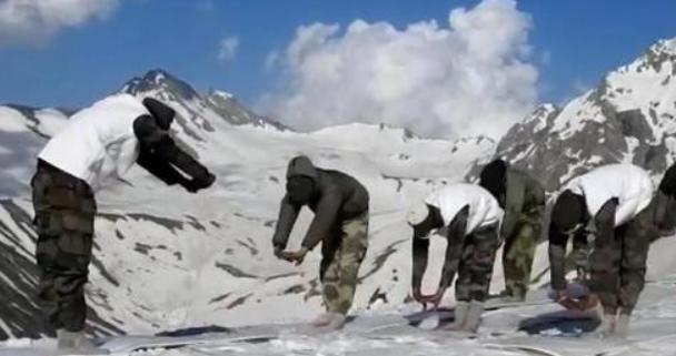 """巴基斯坦""""枭龙""""掉了!战机坠毁于印巴边境,印度国内一片欢腾-第8张"""
