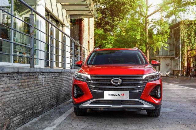 """走在智能化前沿的第二代传祺GS4,引领中国汽车""""智造""""持续向上"""