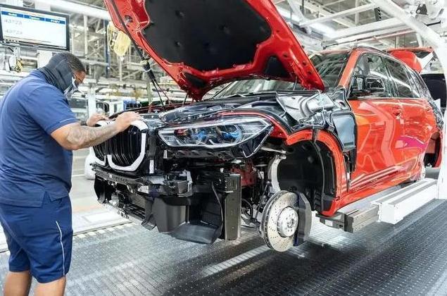 国产宝马X5新消息:免进口关税,或56万元起售,年产能超12万辆