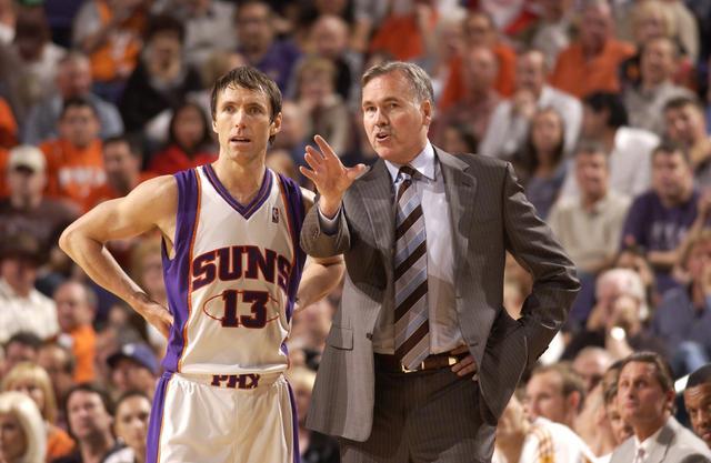 德安东尼加入纳什教练组成为篮网助教