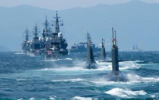 针对台海局势,中军事专家称:美国人一旦踩线,解放军必将行动-第1张