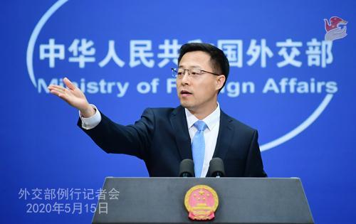 """俄方称""""中国加入《新削减战略武器条约》""""的说法太过牵强,外交部回应_极速赛车微信群"""