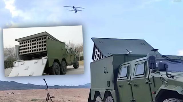 """美媒评中国""""蜂群""""无人机:解放军或已实际部署,现有手段防不住"""