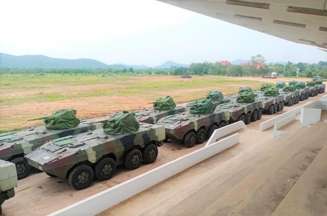 连买中国四批VT4坦克,泰国表示:价格良心,性能先进【www.smxdc.net】 全球新闻风头榜 第1张