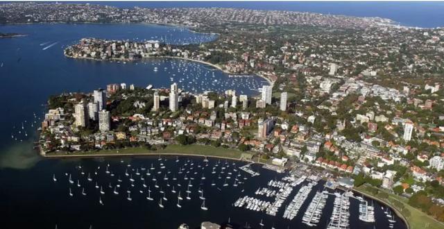 澳大利亚最富裕的十大邮区-今日股票_股票分析_股票吧