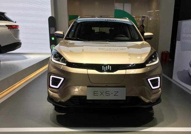 新能源将成为未来主流,热门紧凑纯电SUV推荐插图8