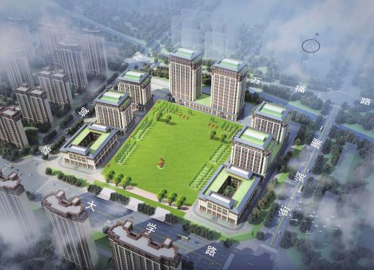 总投资20亿元!禹州将建一芯片模组产业园!