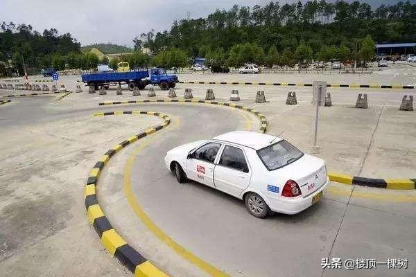 女司机,资质平平,40天拿到C1驾照的心路历程插图(4)