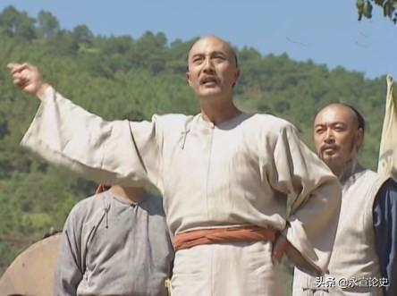 洪秀全传电视剧,洪秀全写打油诗臭骂一神庙,神没有显灵杀他,乡民立刻拜服