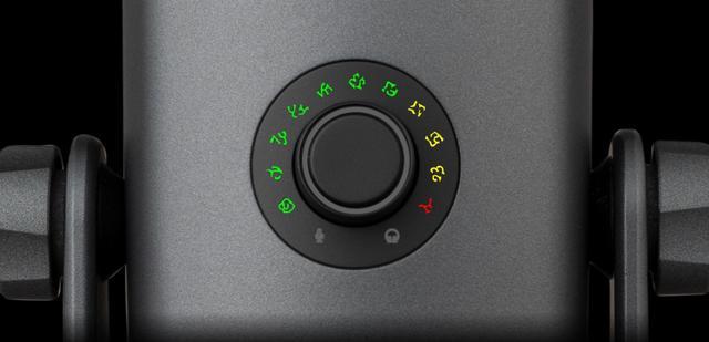 Blue Yeti X USB麦克风来了 各种主播必备-瓦力评测