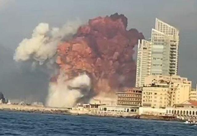 黎巴嫩港口爆炸原因来了?美媒:或与一艘俄货船有关,已掌握证据