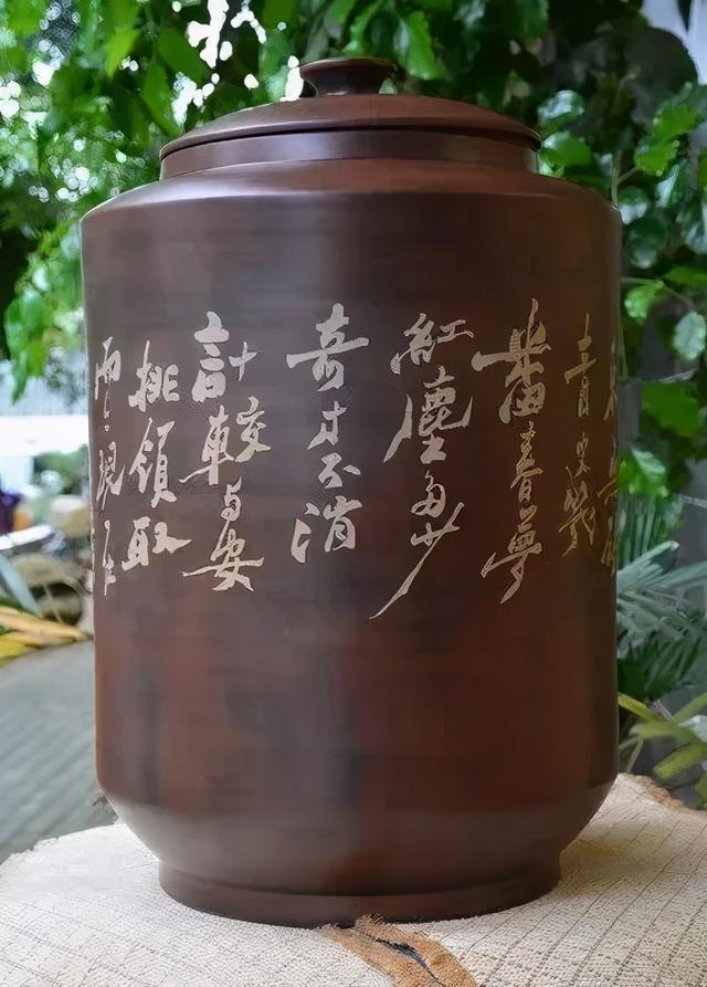 以罐养水,以水润茶,以茶清心——紫陶缸养水到底好在哪里 紫陶特点-第3张