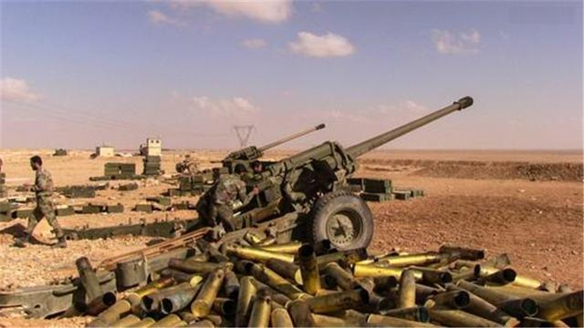 中东战火重燃,苏35战机在西北地区密集轰炸,美:要动真格的了-第1张