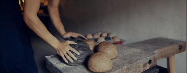 柴烧——遇见泥土的芳香 紫陶特点-第1张