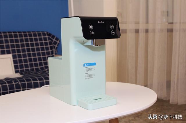 饮水机3股线怎么接,小米有品掀起喝水新革命,博乐宝饮水机D1评测:3秒喝热水