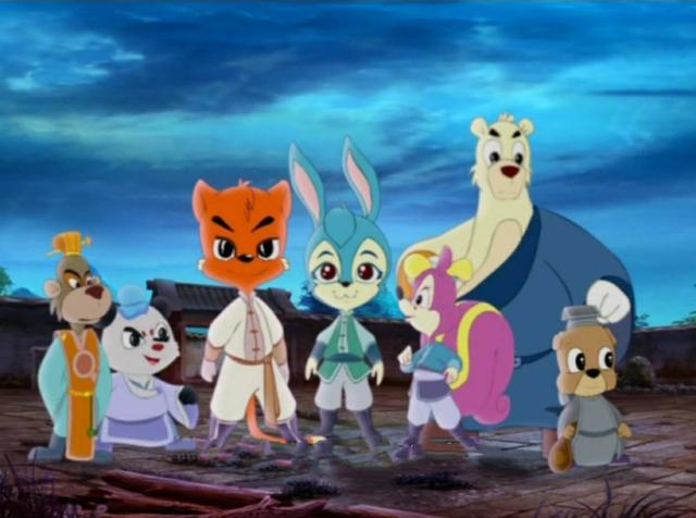 虹猫蓝兔七侠传凉凉原因,压根不是因为家长举报,而是自身问题! 国漫杂谈 第6张