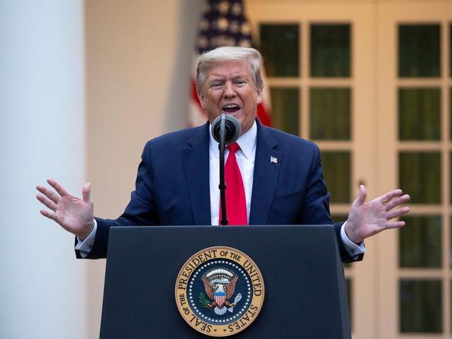 """特朗普又向WTO""""开炮"""":美国也是发展中国家,也需要政策照顾"""