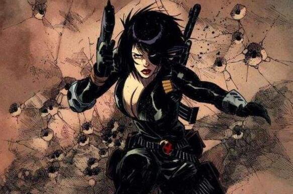 《漫威超级争霸战》变种人美女多米诺登场,颜值身材吊打黑寡妇