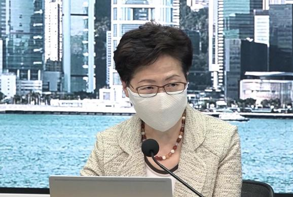 林郑月娥:香港将于9月1日开展为期两周的社区普及检测计划www.smxdc.net