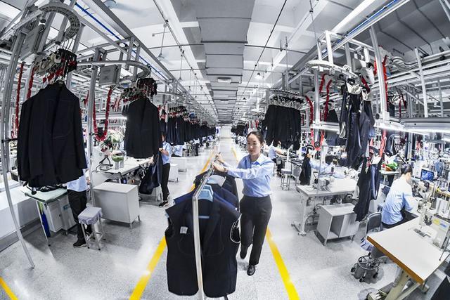 40年前,宁波有家青春服装厂;未来,它要做世界