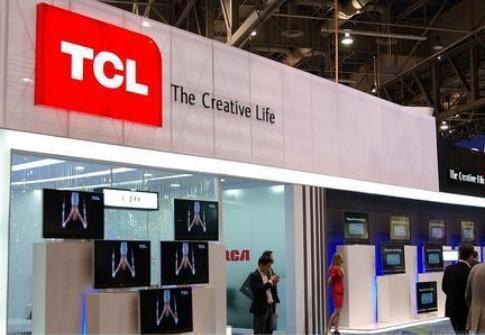 tcl股吧,TCL电子TCL实业控股持股约55.83%