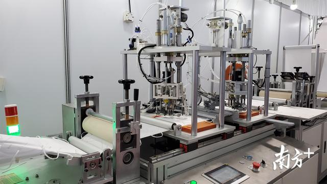 智能化升级助企业抗疫,中山举办第20届机械展