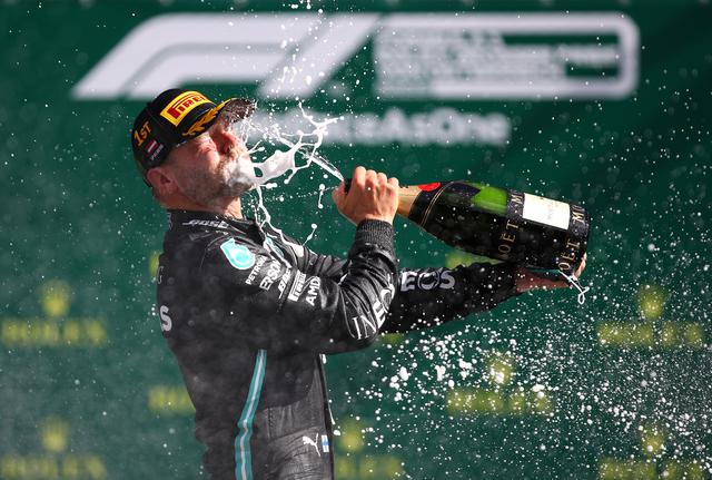 发布赛车——F1奥地利站:博塔斯夺冠