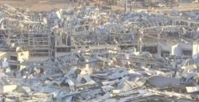 黎巴嫩软禁爆炸仓库全部负责人,爆炸造成25万人无家可归