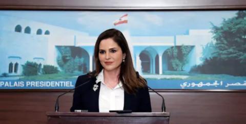 贝鲁特港口爆炸案后 黎巴嫩新闻部长辞职