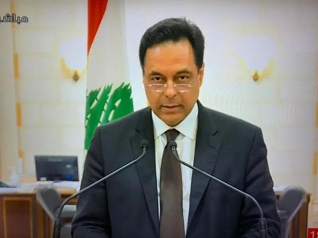 黎巴嫩政府集体辞职!爆炸或由军用导弹引发