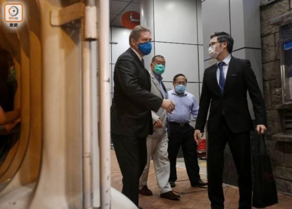 黎智英获保释,5000万港元资产遭冻结