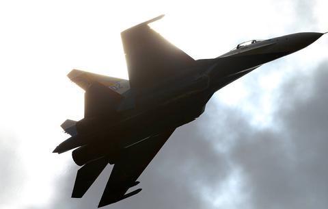 俄战机再次起飞拦截美国侦察机