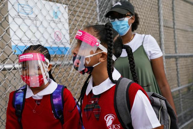 美国已有超过50万儿童感染新冠病毒【www.smxdc.net】