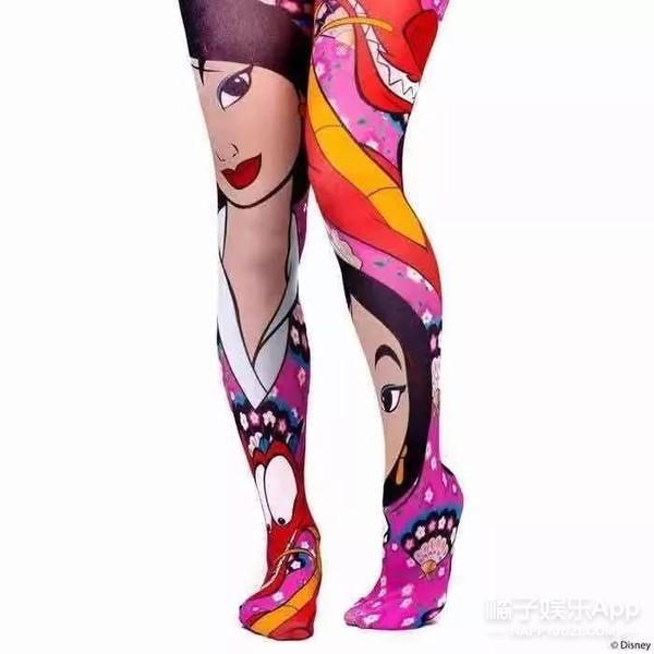迪士尼出公主系列时尚单品,设计让人大跌眼镜,土到极致就是潮?-第14张