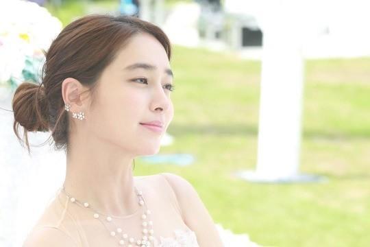 韩国女艺人李珉廷SNS发布《结过一次了》片场照-第1张